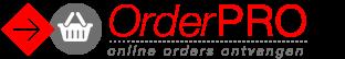 Orderpro - Laat uw klanten direct via uw eigen website bestellen en betalen!